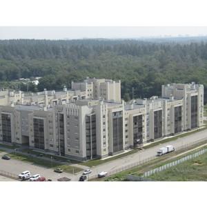 ЖК «Лесной» в Тольятти остеклили окнами Deceuninck («Декёнинк»)