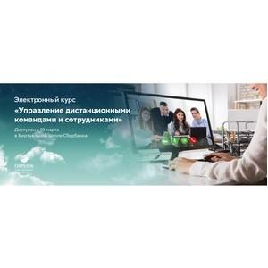 Бесплатный электронный курс от Корпоративного университета Сбербанка