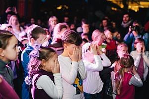 В Киеве состоялось благотворительное открытие Музея Сказок