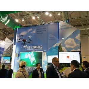 Тренды выставки «Навитех»: беспилотные технологии на базе Глонасс в воздухе и на земле