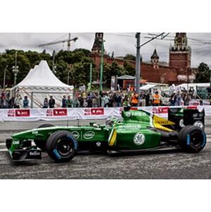 Moscow City Racing с телеканалом «Авто Плюс»