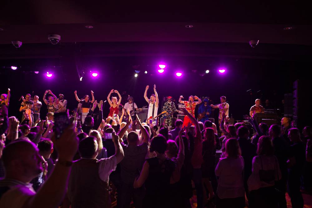 «Сочи Казино и курорт» проводит бесплатные концерты по субботам