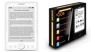 Революционная Читалка Digma R60G
