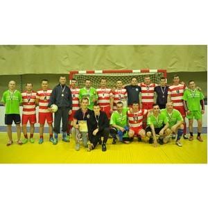 Смоленские таможенники провели открытый турнир по мини-футболу