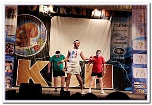 Кубок Азовской лиги КВН уехал в Смоленск