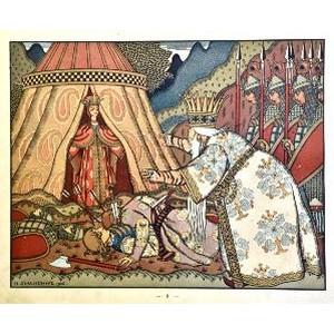Галерея «Веллум» представляет в ЦДХ выставку «Что за прелесть эти сказки!..»