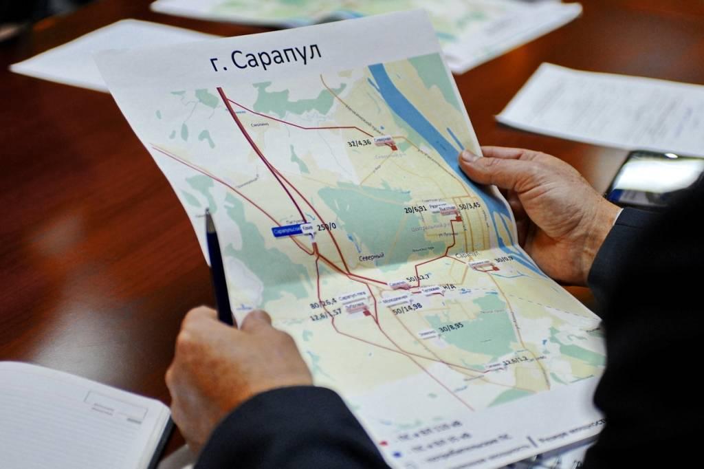 Представители руководства ПАО «МРСК Центра» посетили Удмуртию