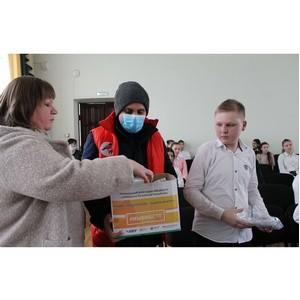 #МыВместе: общественники из КБР раздали полтысячи медицинских масок