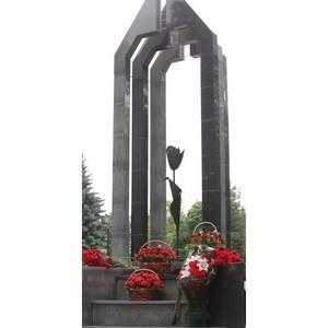 Открыт мемориал подвигу нижегородцев в локальных военных конфликтах