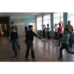 Союз призывников запустил исторический клуб реконструкции и фехтования.