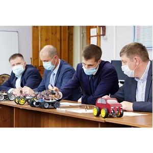 Определены победители турнира по робототехнике Уралвагонзавода