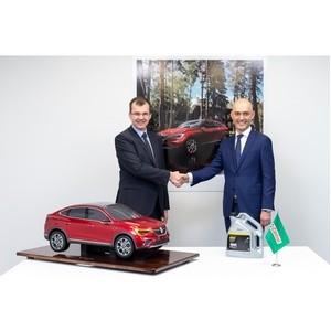 Castrol и Renault подписали договор о сотрудничестве