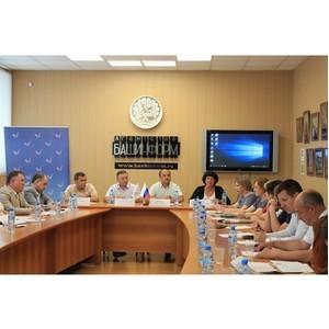 Эксперты ОНФ обсудили реализацию реформы в сфере обращения с отходами в Башкирии