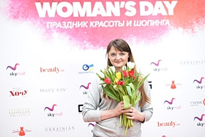 В ТРЦ Sky Mall состоялся «Woman's Day»