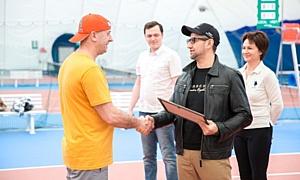 Стойленский ГОК объявил победителей турнира по большому теннису