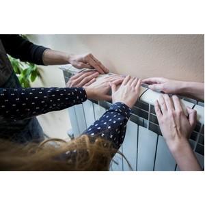 Активисты ОНФ помогли москвичке устранить неполадки с отоплением