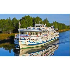 Круизная туристическая навигация начинается в Ленобласти 3 мая
