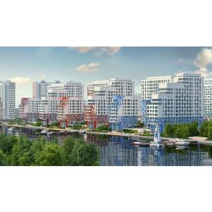 Первая в Москве набережная в составе жилого комплекса открылась в «Ривер Парке»