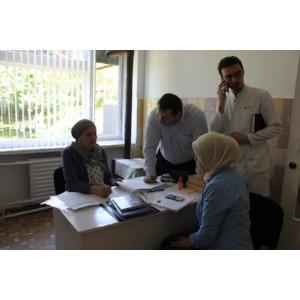Активисты ОНФ проводят мониторинг доступности медпомощи в сельских поселениях Чечни