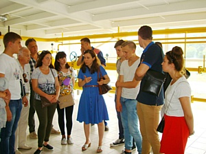 Студенты-теплотехники 2 курса МГУЛ познакомились с работой Мытищинской теплосети