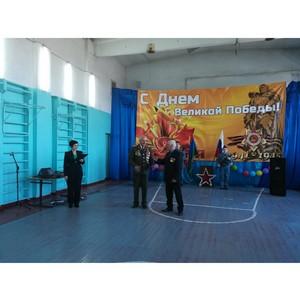 Накануне Дня Победы к проекту ОНФ «Имя героя – школе» присоединились три школы в Карелии
