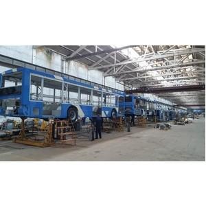 Производственные площадки «ПК Транспортные системы» возобновили работу