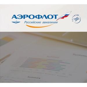 Аэрофлот внедрил аналитическую платформу Sabre Intelligence Exchange
