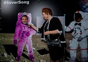 Шоу-Оркестр «Русский Стиль» презентовал новый сингл #seversong в разгар русской зимы