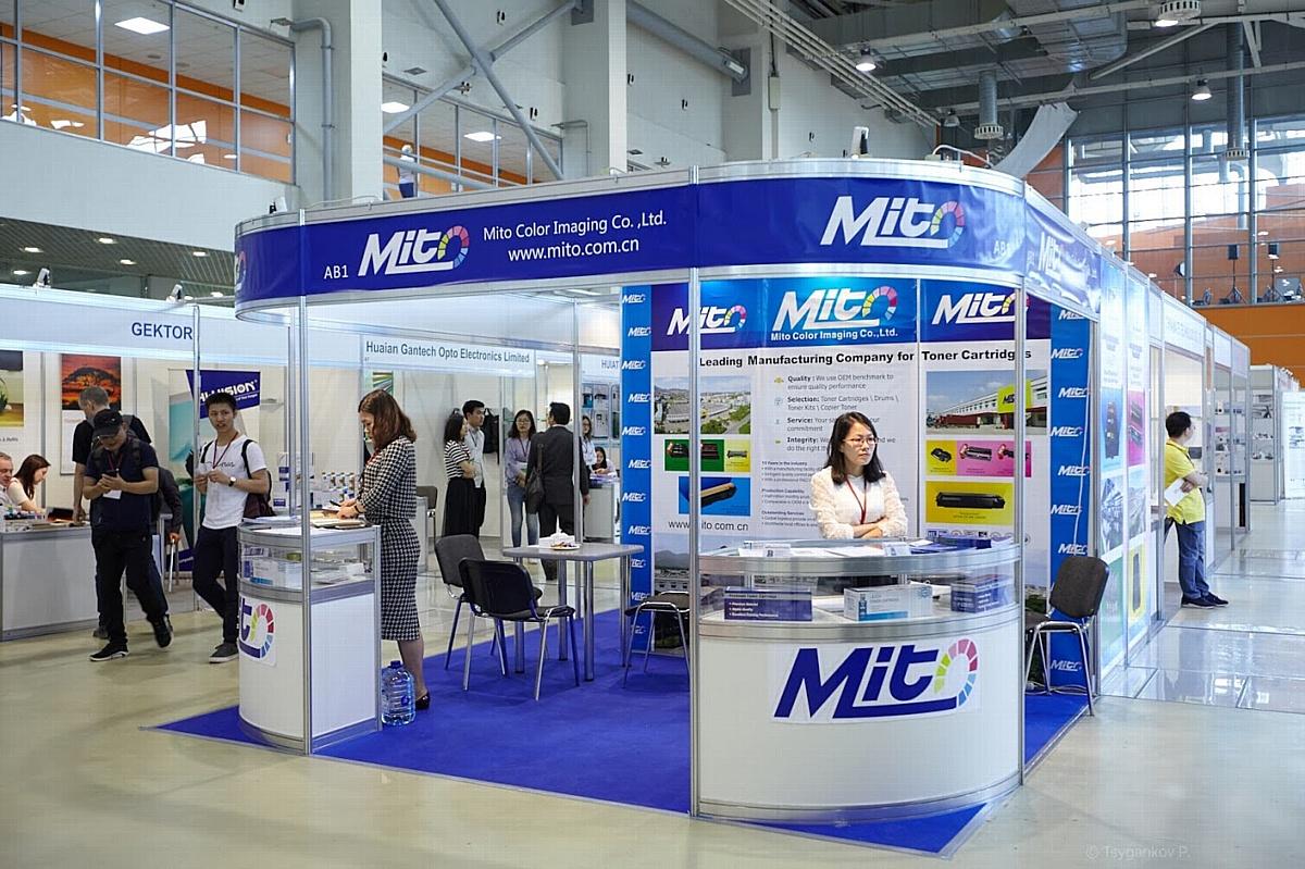 Компания Mito (Китай) - постоянный участник российских выставок Business-Inform.