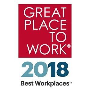 DHL признана одним из лучших работодателей 2018 года в мире по версии Great Place to Work®