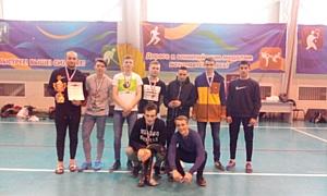 Мини-футбол среди обучающихся профессиональных образовательных организаций Камчатского края