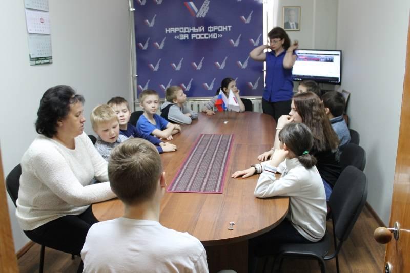 В преддверии Дня Победы активисты ОНФ в Мордовии провели ряд патриотических мероприятий