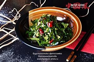 Атмосферное меню ресторана «Ветер Китая»