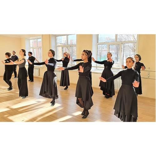 Адыгский танец стал мостом дружбы между Чувашией и Адыгеей
