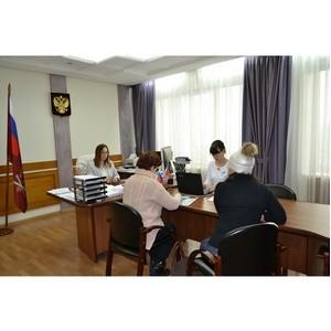 В Управлении Росреестра состоялся общероссийский день приема граждан