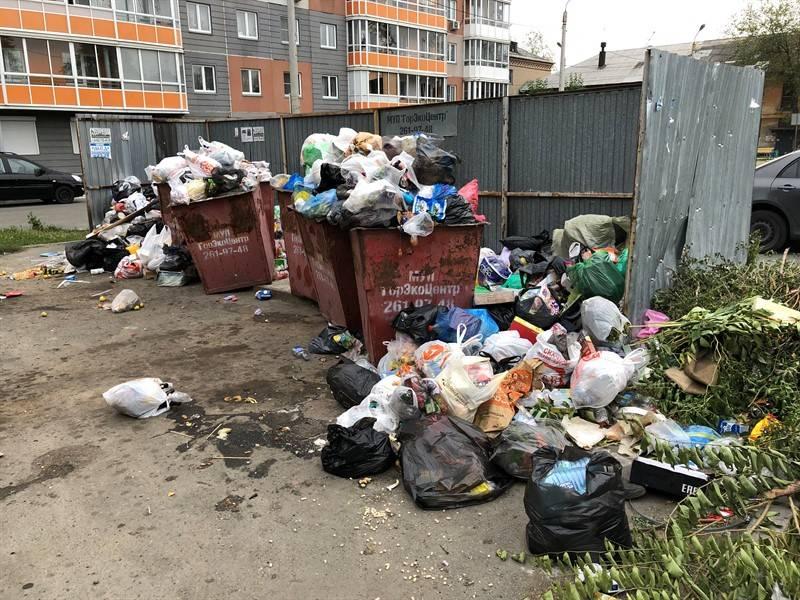 Челябинский штаб ОНФ за привлечение к ответственности чиновников, допустивших мусорный коллапс