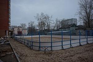 На ЖК «Аврора» в Соломбале завершены общестроительные работы