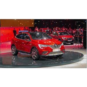 «Балтийский лизинг» стал партнером серии презентаций нового Renault Arkana