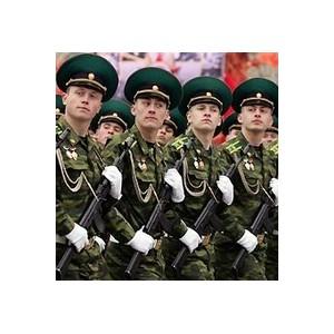 Новый облик армии привлекает новобранцев