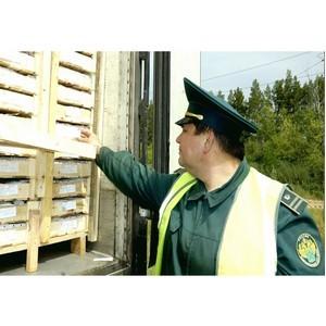 За 9 месяцев омские таможенники вернули в Республику Казахстан 484 партии товара