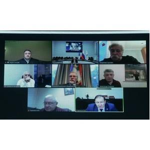 Члены попечительского совета КБГУ обсудили итоги деятельности вуза