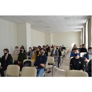 Специалисты «Чувашэнерго» рассказали студентам о будущем энергетики