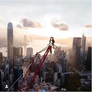 Urban Elevation: Самые известные руферы в мире спустятся с крыш