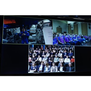 Казанский федеральный университет впервые вышел на прямую связь с МКС