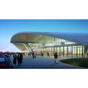 ГК «Спектрум» реализовала новый проект - терминал международного аэропорта Курумоч в Самаре