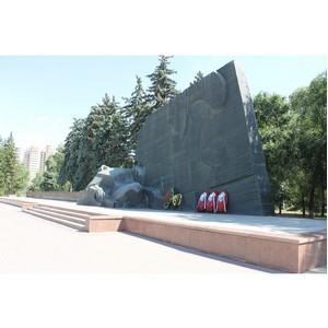Активисты ОНФ добились ремонта трех военных мемориалов в Воронеже