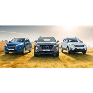 Участники тест-драйва Hyundai познакомились с программами «Балтийского лизинга»