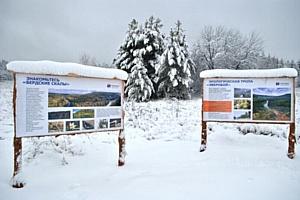 В Искитимском районе Новосибирской области открыли экологическую тропу «Зверобой».