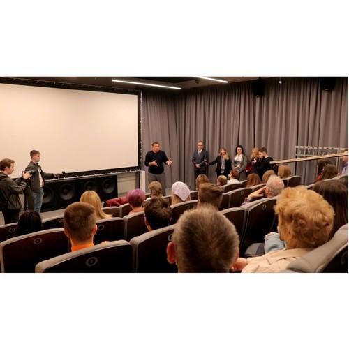 Фильм «Пришелец» на международном кинофестивале «Циолковский»