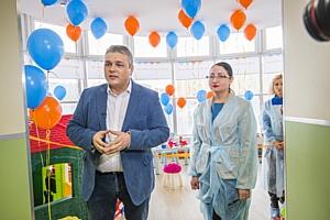 Игровые комнаты для онкобольных детей открыты